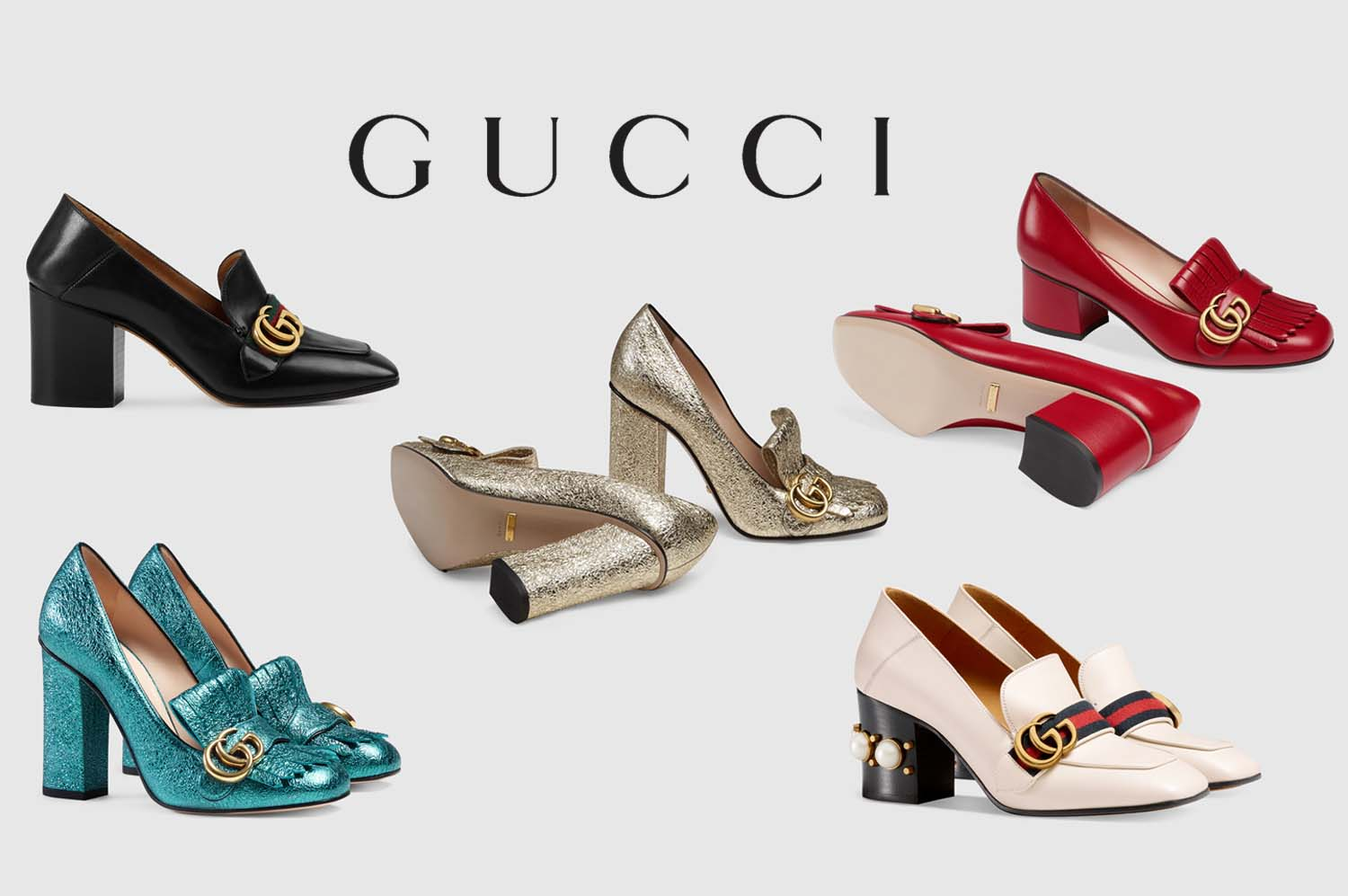 gucci pumps trend fashion