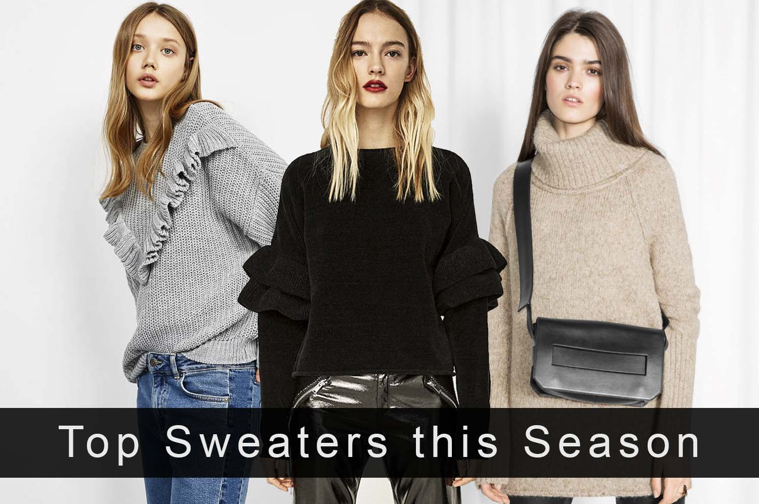 top sweaters this season
