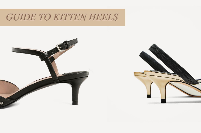 kitten heels guide