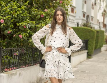 may must have: embroidered dress