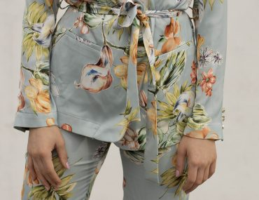 Floral Outfit for Summer