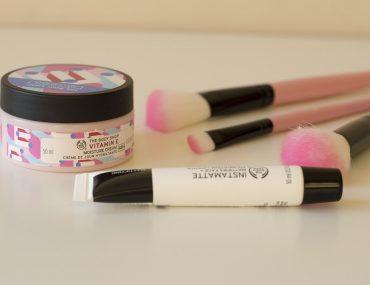 The Body Shop Vitamin E Moisture Cream Review