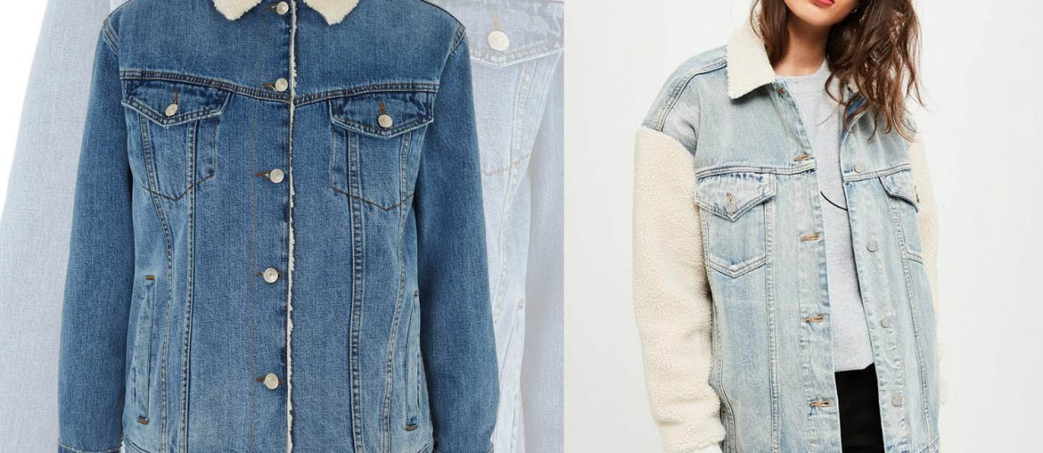 Your New Cozy Denim Jacket