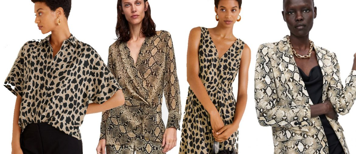 Jungle Attack. Animal Prints For This Season