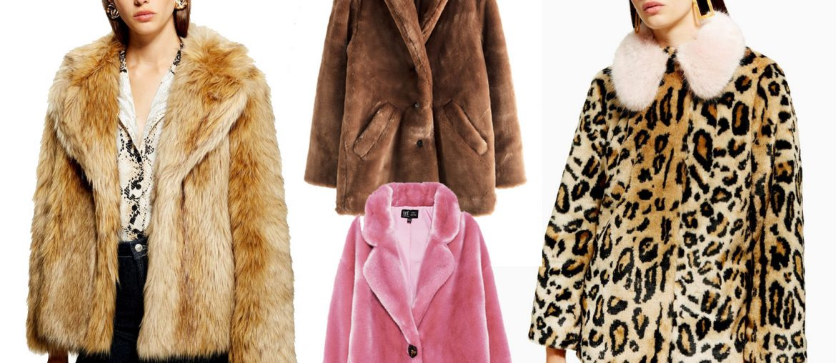 12 Faux Fur Coats to Wear This Season