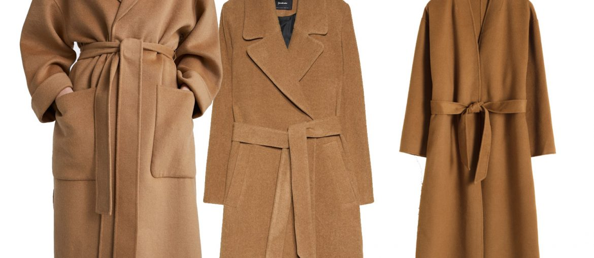 Top Camel Coats for Spring Season