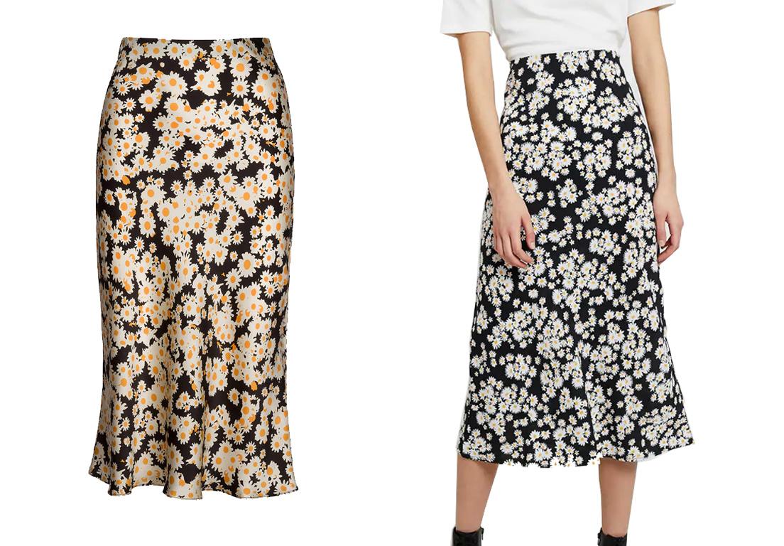 Realisation Par daisy skirt dupe