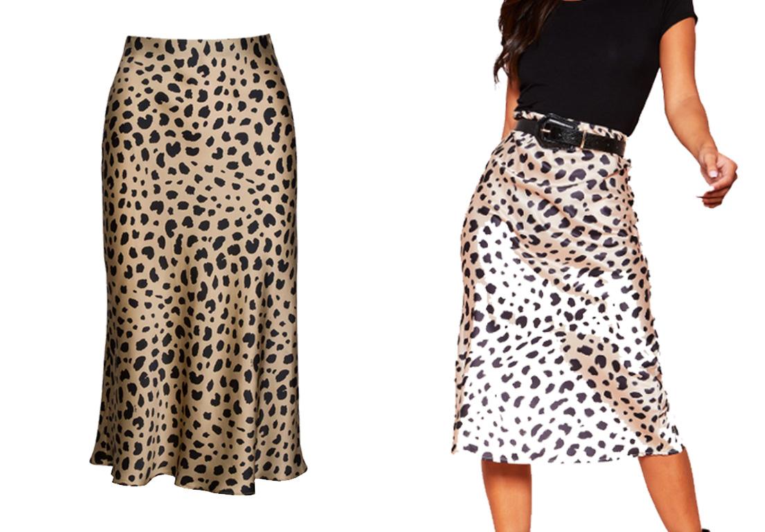 realisation par leopard skirt dupe