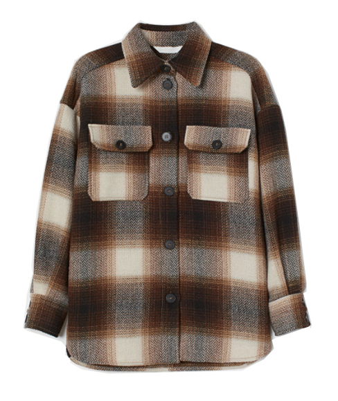 overshirt jacket autumn trends