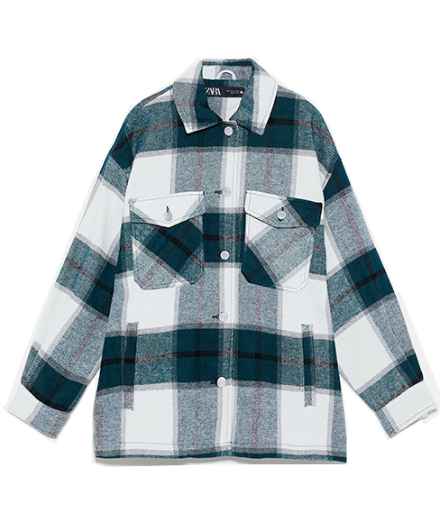 overshirt trends