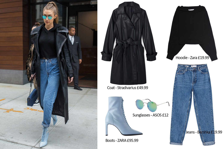 Gigi Hadid style inspiration