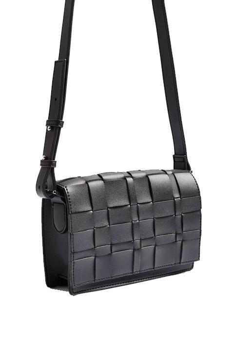 Black wave Bag