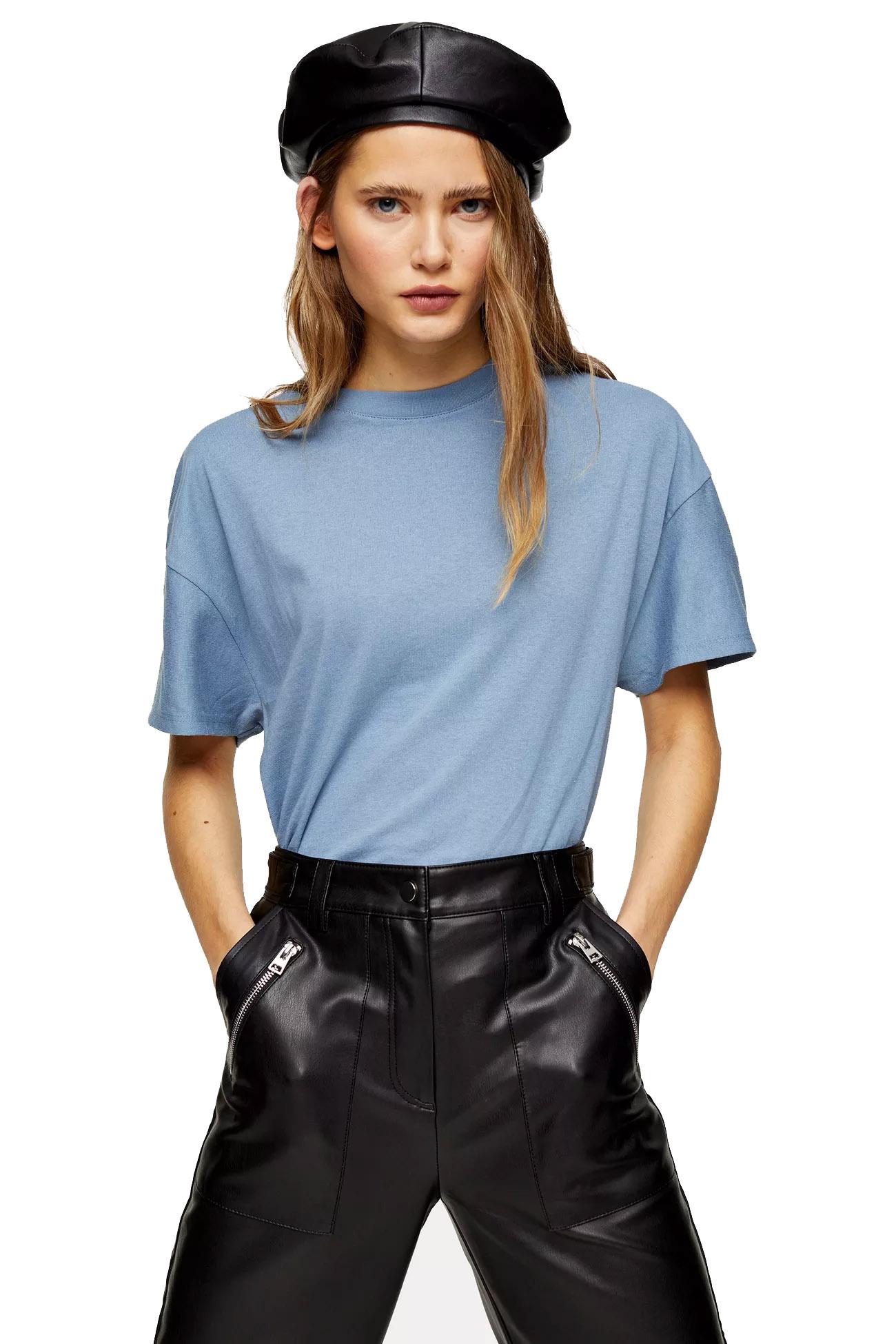 Oversized T-shirt topshop