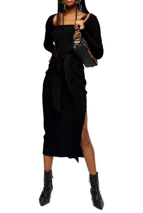 Midi Dress Topshop