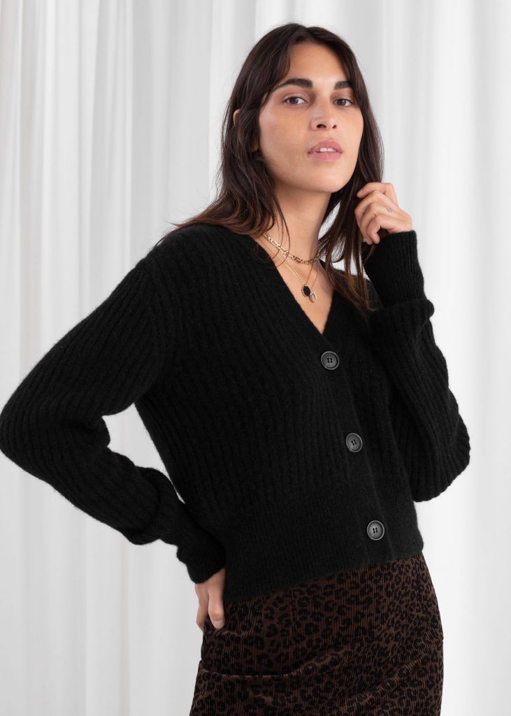&otherstories wool cardigan