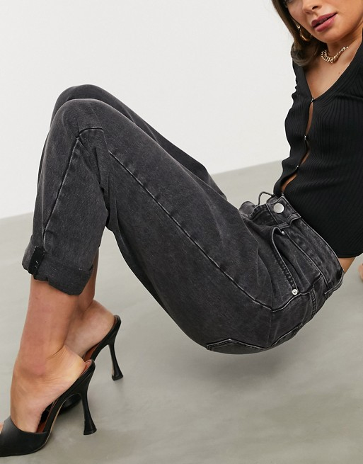 Washed jeans asos