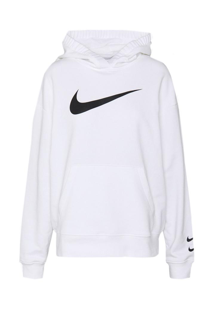 nike hoodie white