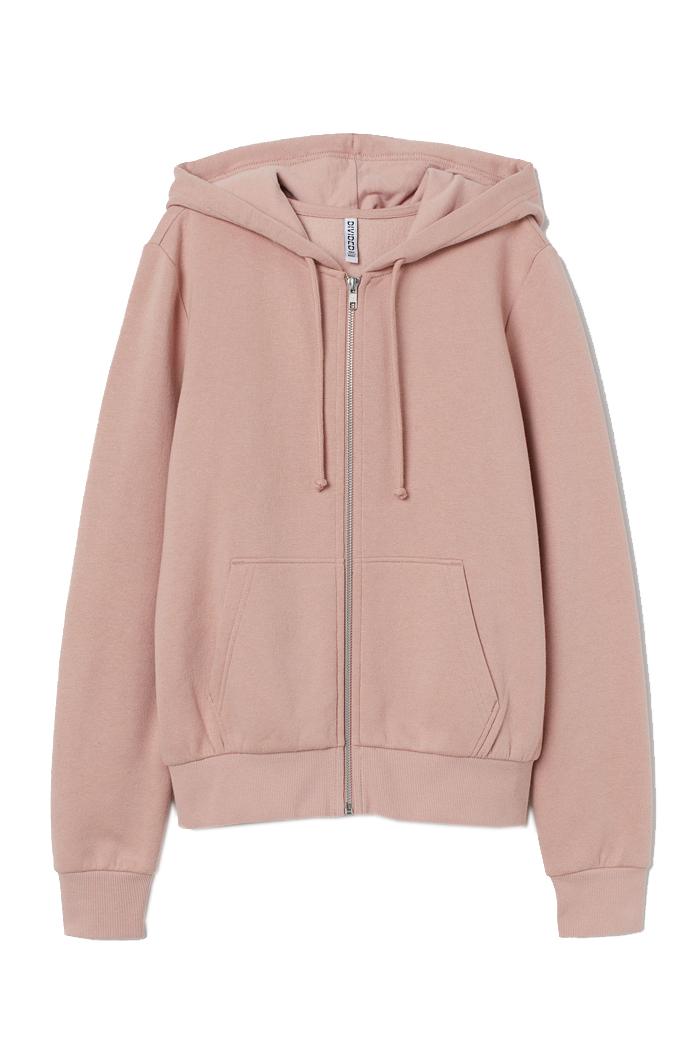 hoodie h&M pink