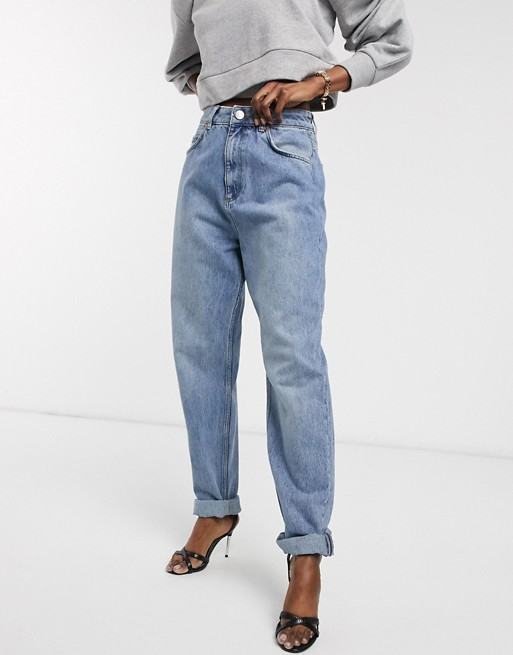 slouchy mom jeans asos