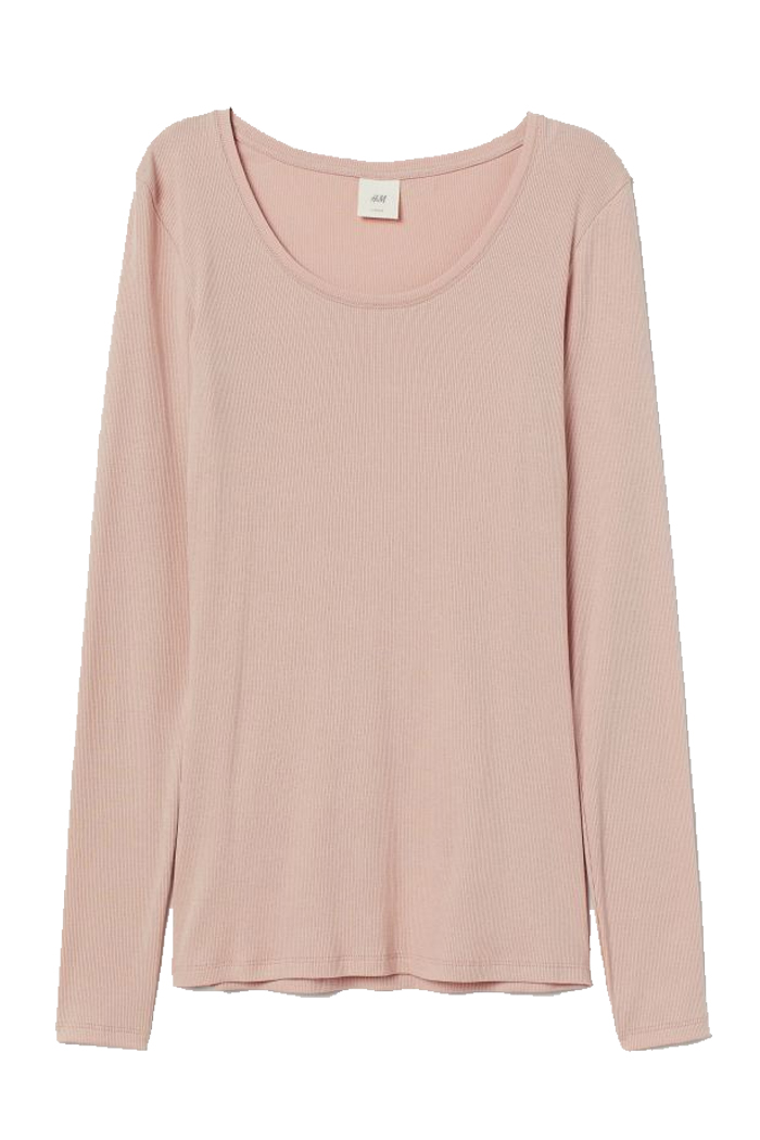 jersey top h&M