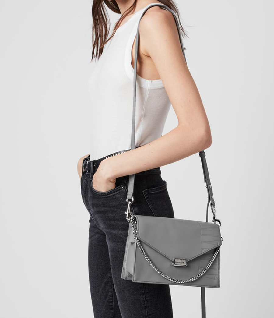 grey bag allsaints