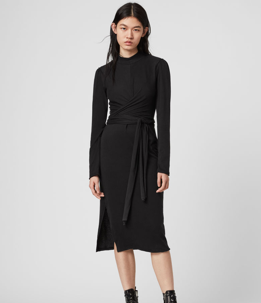 veronika dress allsaints