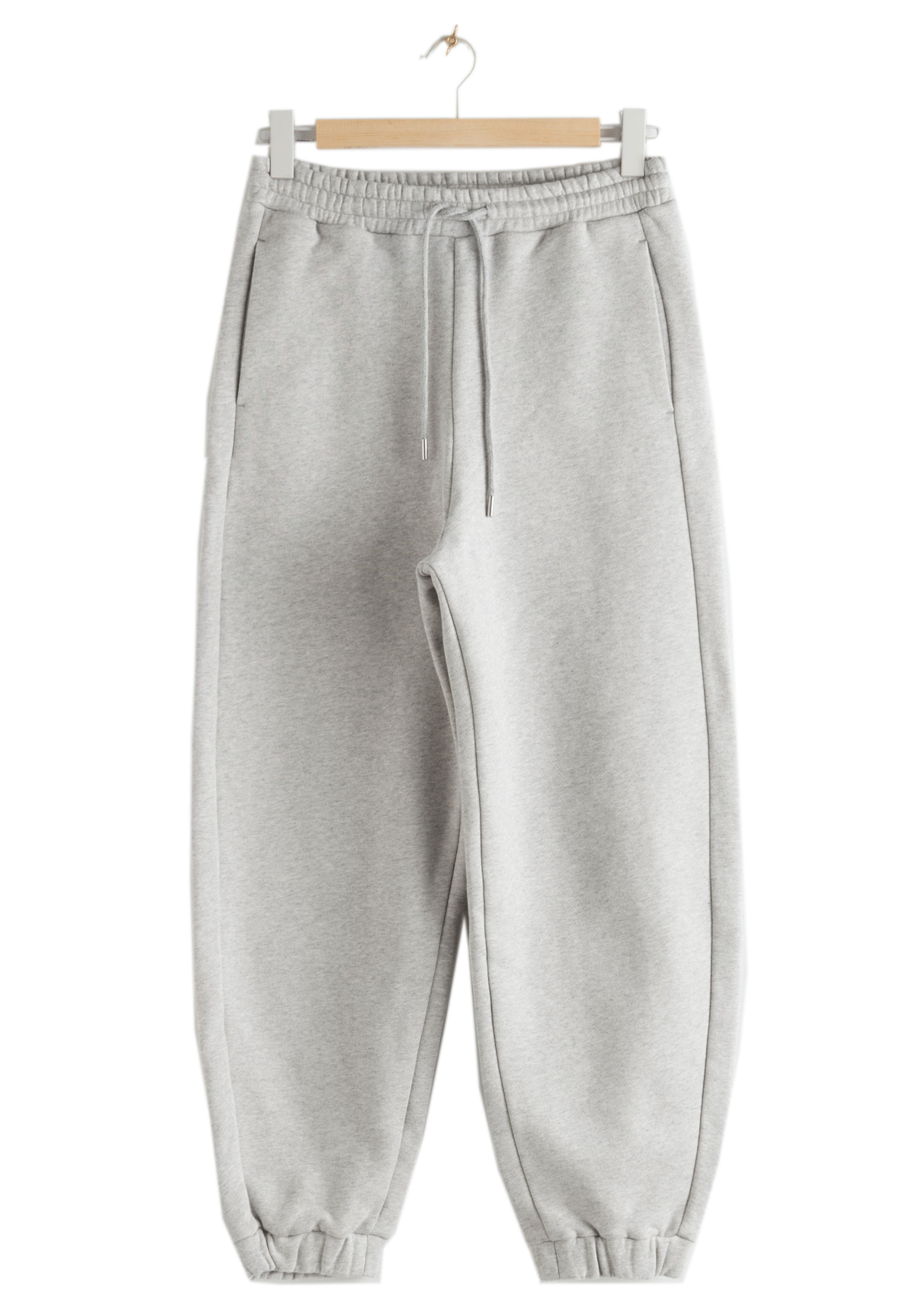 otherstories grey joggers