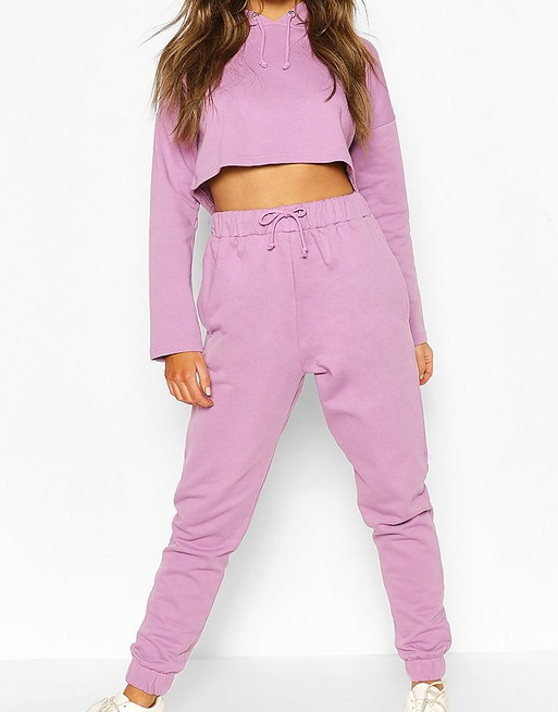 tracksuit purple