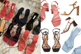 strappy sandals for summer 2020