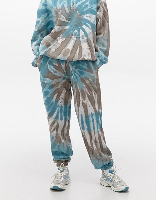 iets frans tie dye joggers