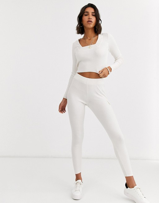 asos white co ord