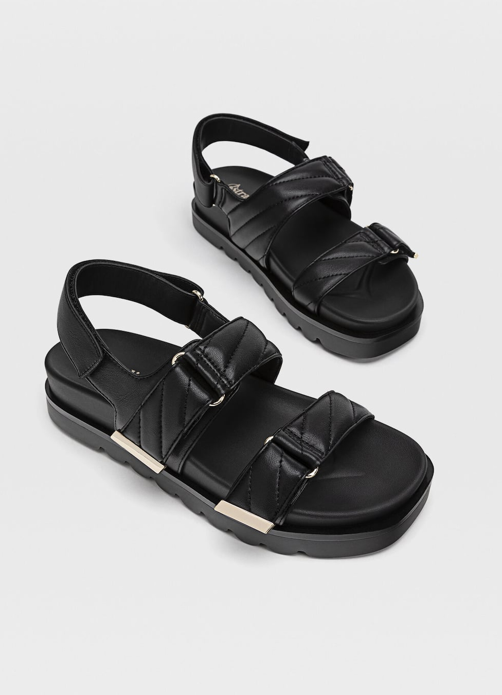 chanel dad sandals dupe