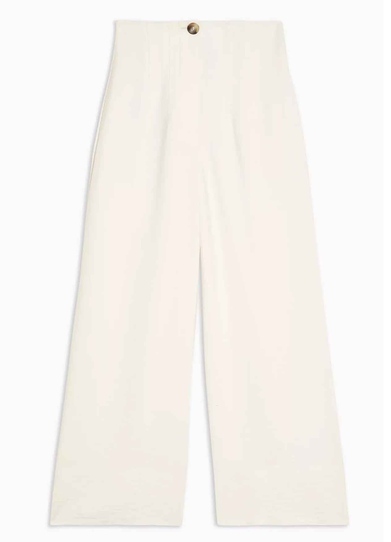 white topshop trousers