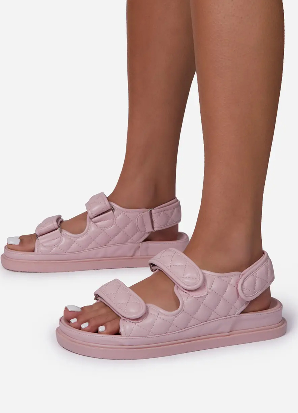chanel sandals dupe 2021