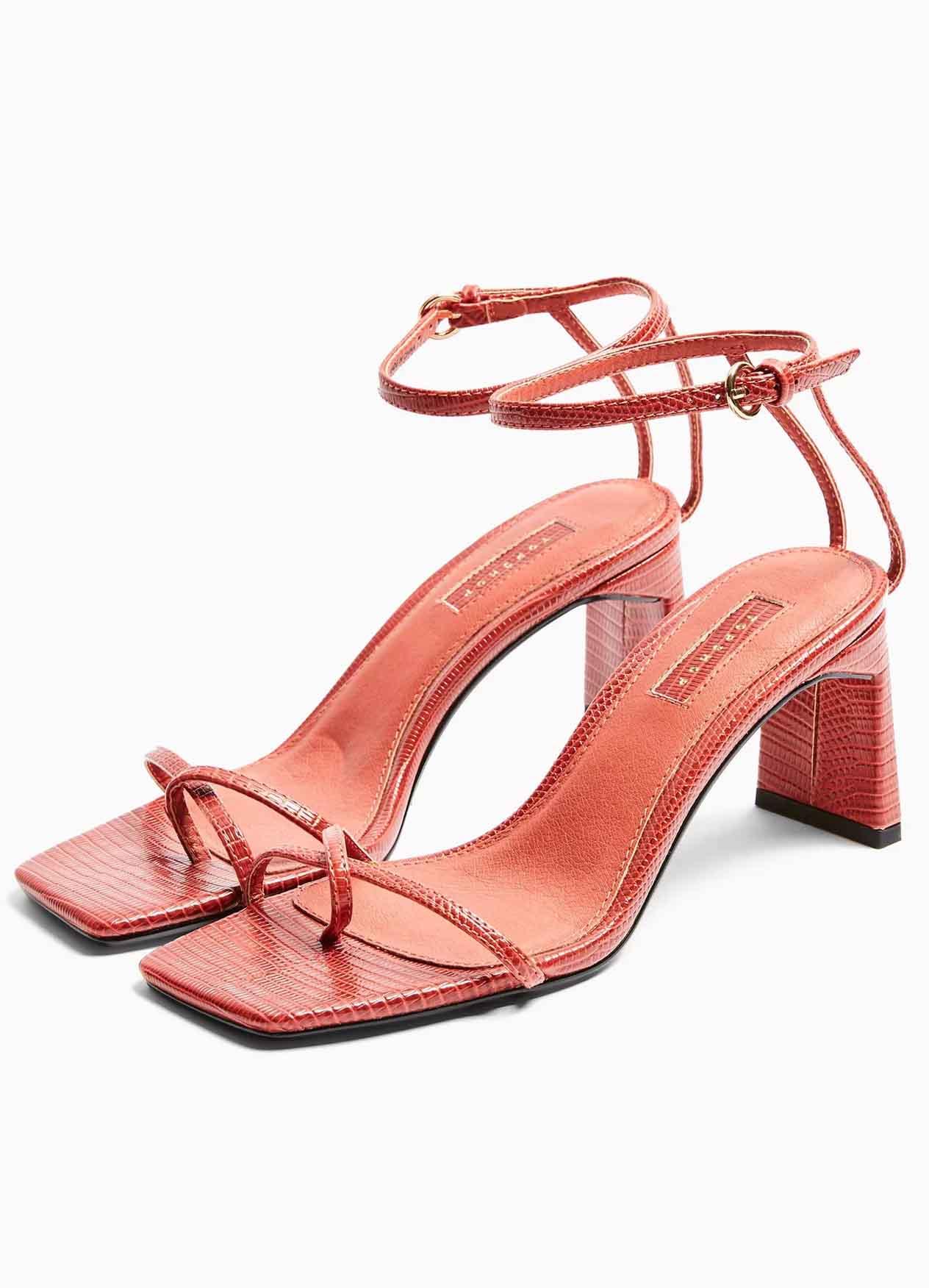 sandals topshop