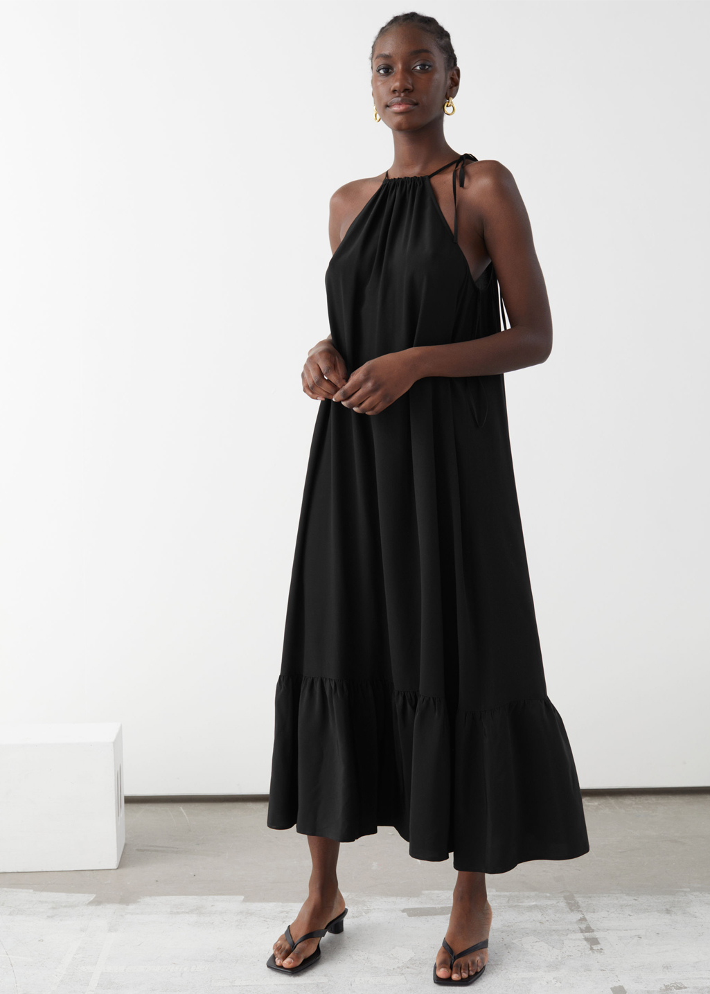 maxi dress &otherstories