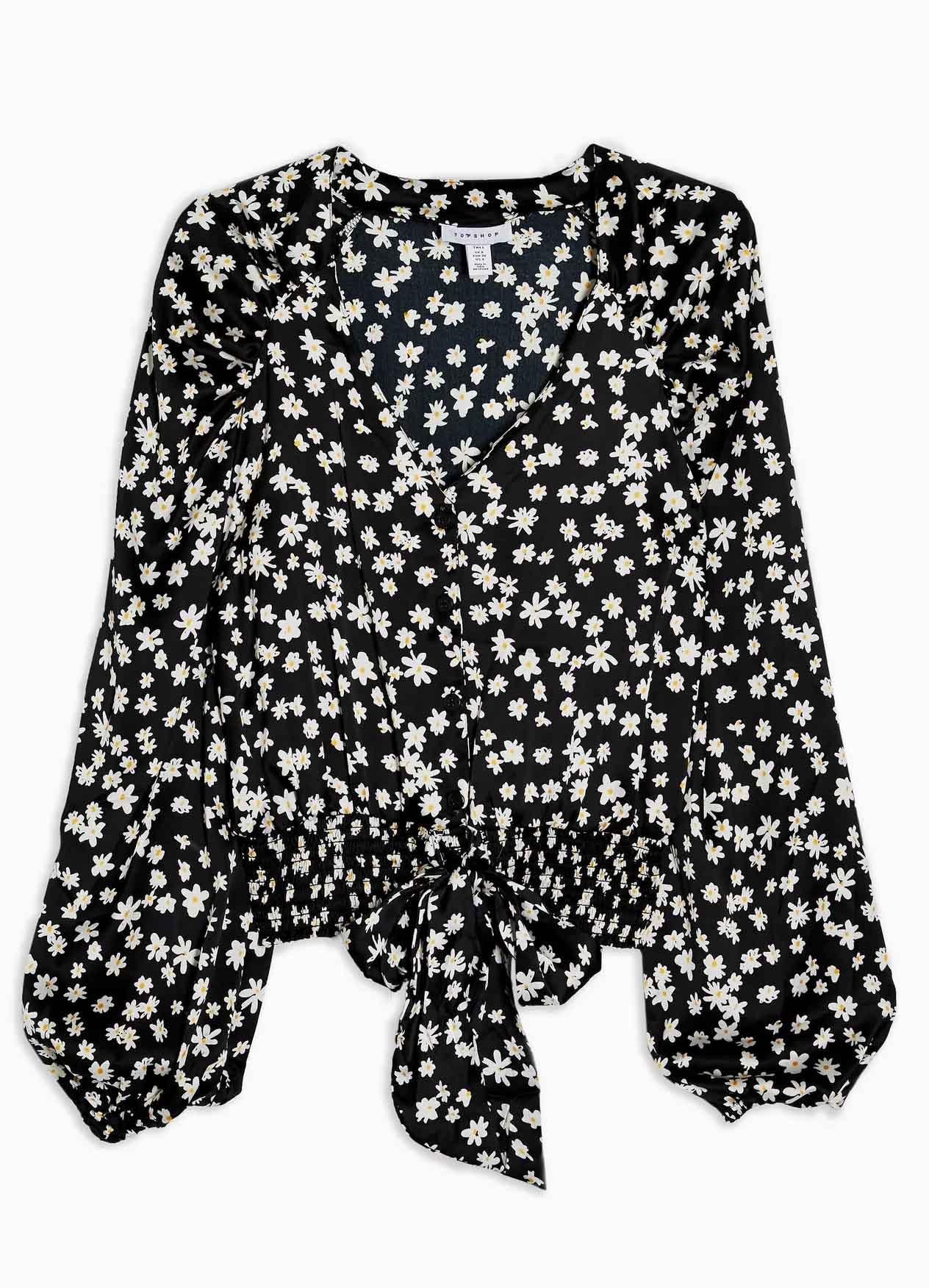 daisy blouse