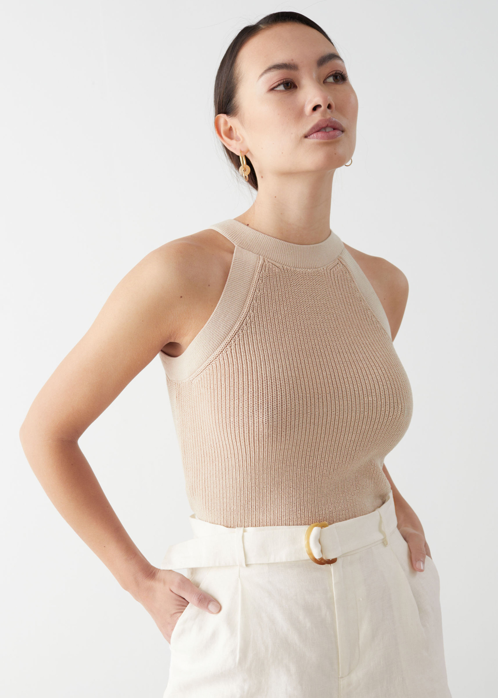 ribbed top &otherstories