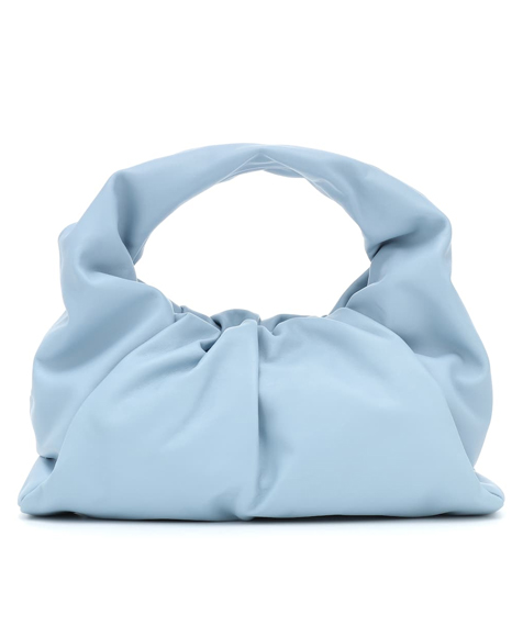 bottega veneta the shoulder bag blue