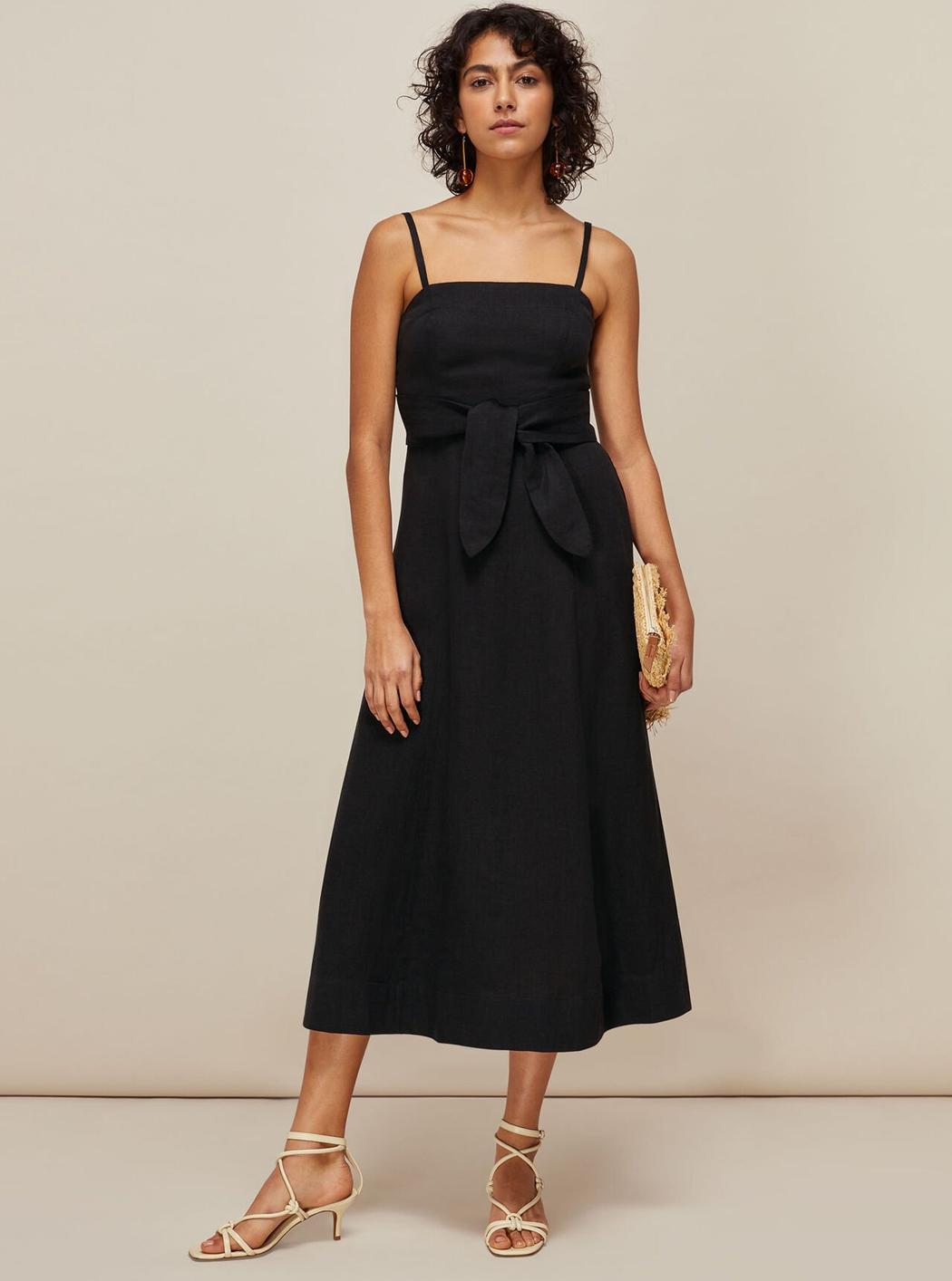 black whistles dress