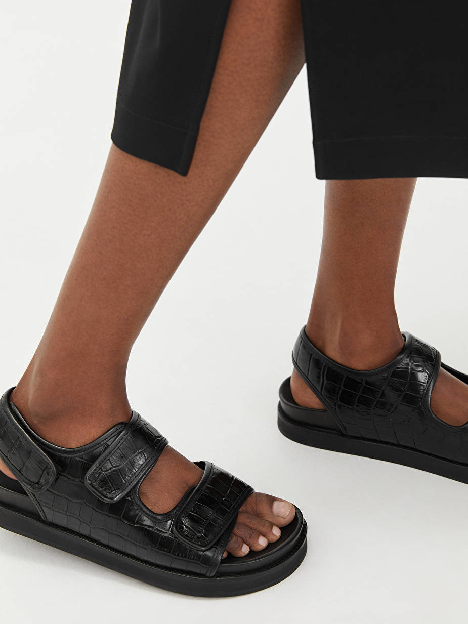 chanel sandals dupe