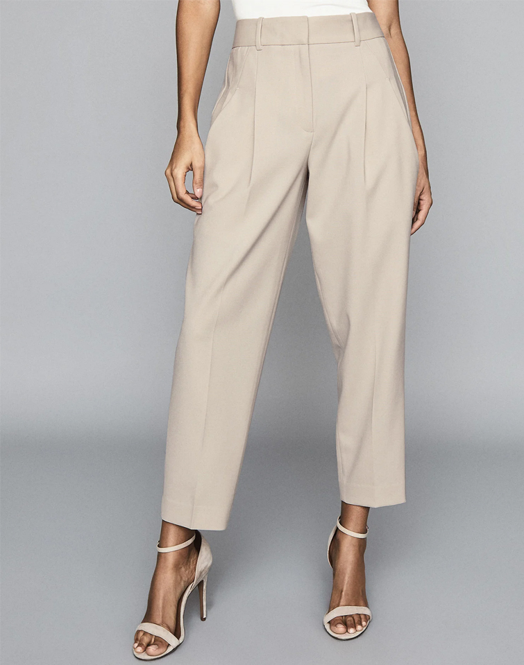 neutral trousers