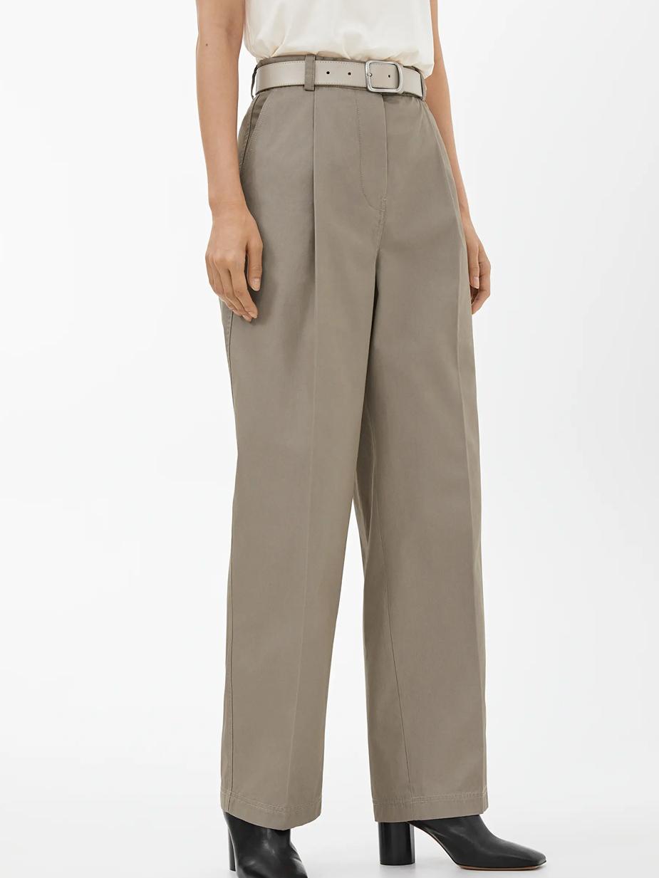 wide leg trousers arket