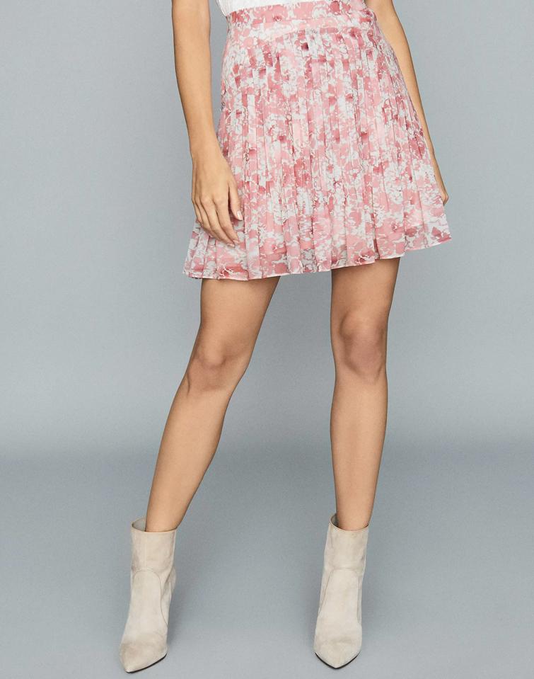 mini skirt reiss sale