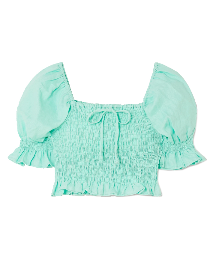 anthropologie crop top sale