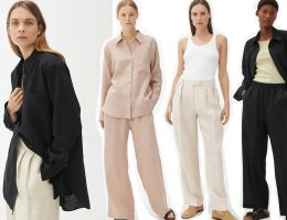 top linen pieces summer 2020