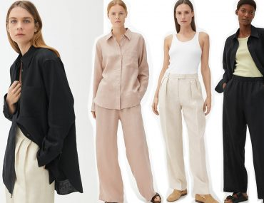 top linen pieces summer 2020