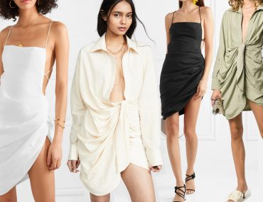 jacquemus dress dupe