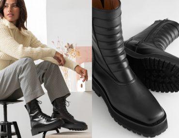 chunky boots autumn 2020
