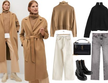 camel coat outfit ideas 2020